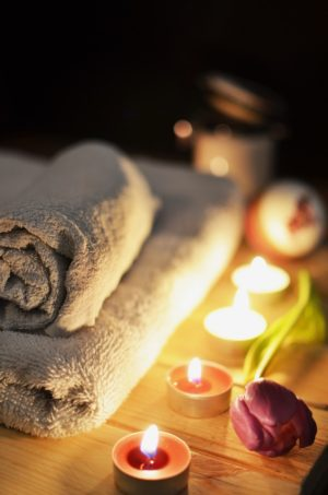 Need a Minute? Ways to Create Spa Moments at Home